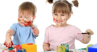 شناخت رنگها برای کودکان یک تا سه سال