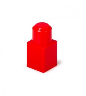 آجره تک دکمه قرمز
