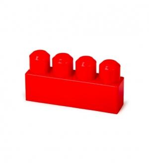 آجره 4 دکمه قرمز