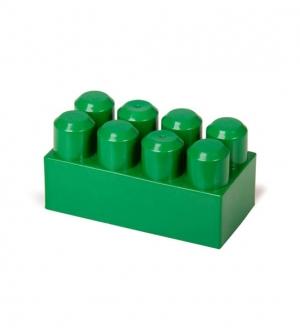 آجره 8 دکمه سبز