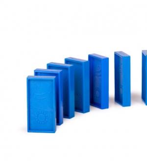 چیدنیها فله آبی - 50 عددی