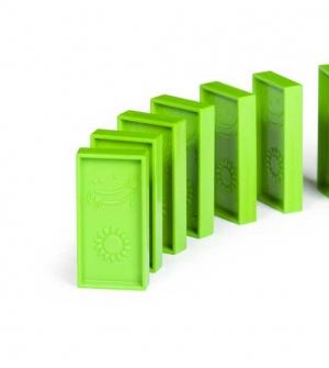 چیدنیها فله سبز روشن - 50 عددی
