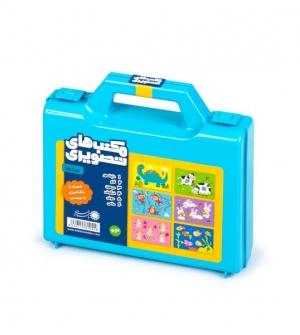مکعبهای تصویری - عددها